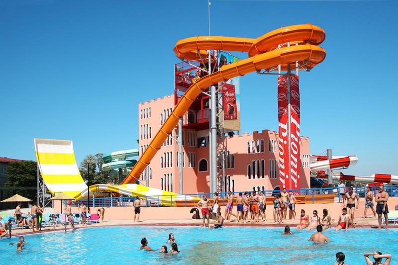 Arandjelovac Aqua Park Izvor 0015 Montažno Proizvodno